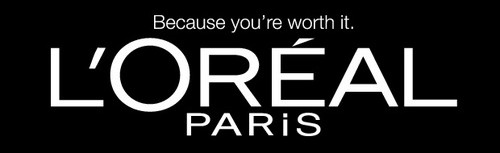 Loreal_Paris_Because_Logo_BLACK_square